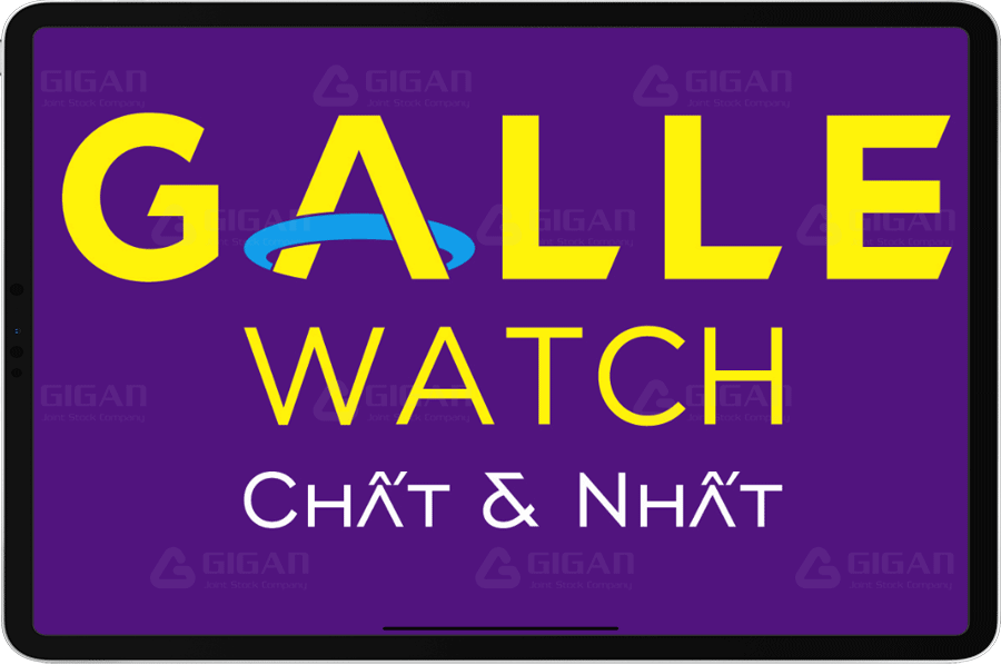 Galle Watch – Black Friday 2019